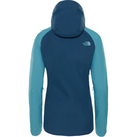 The North Face Stratos Jacket Women blue wing teal/storm blue